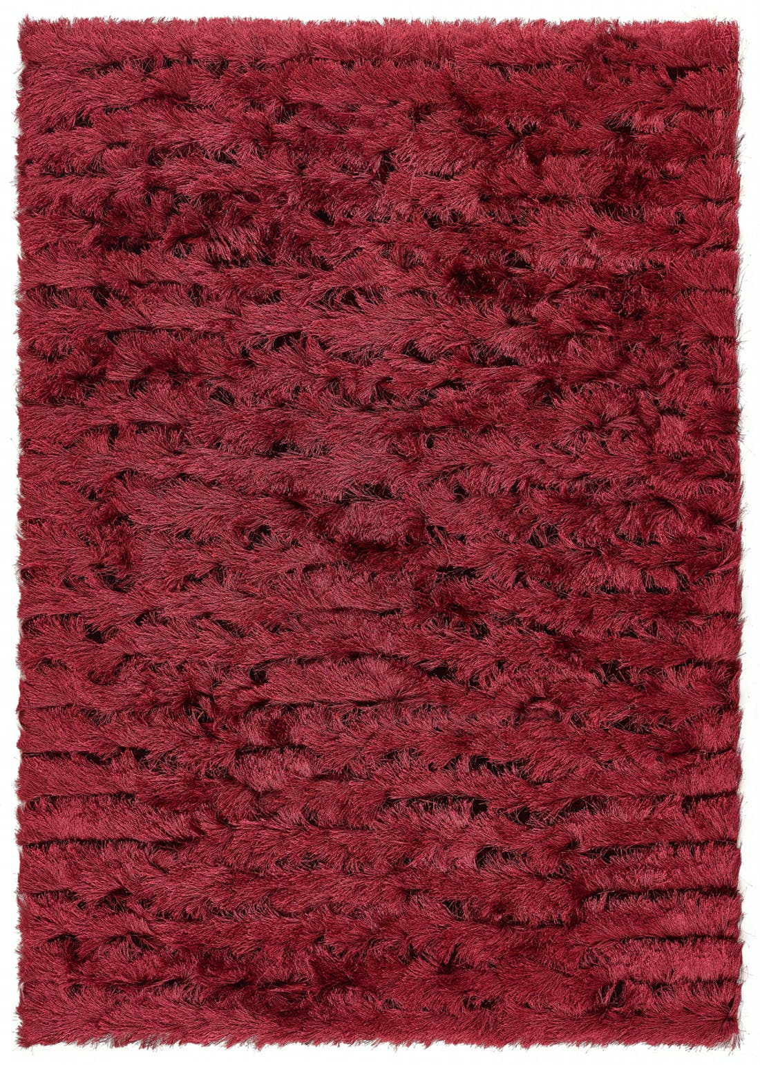 Origins Wine Carved Glamour Rug