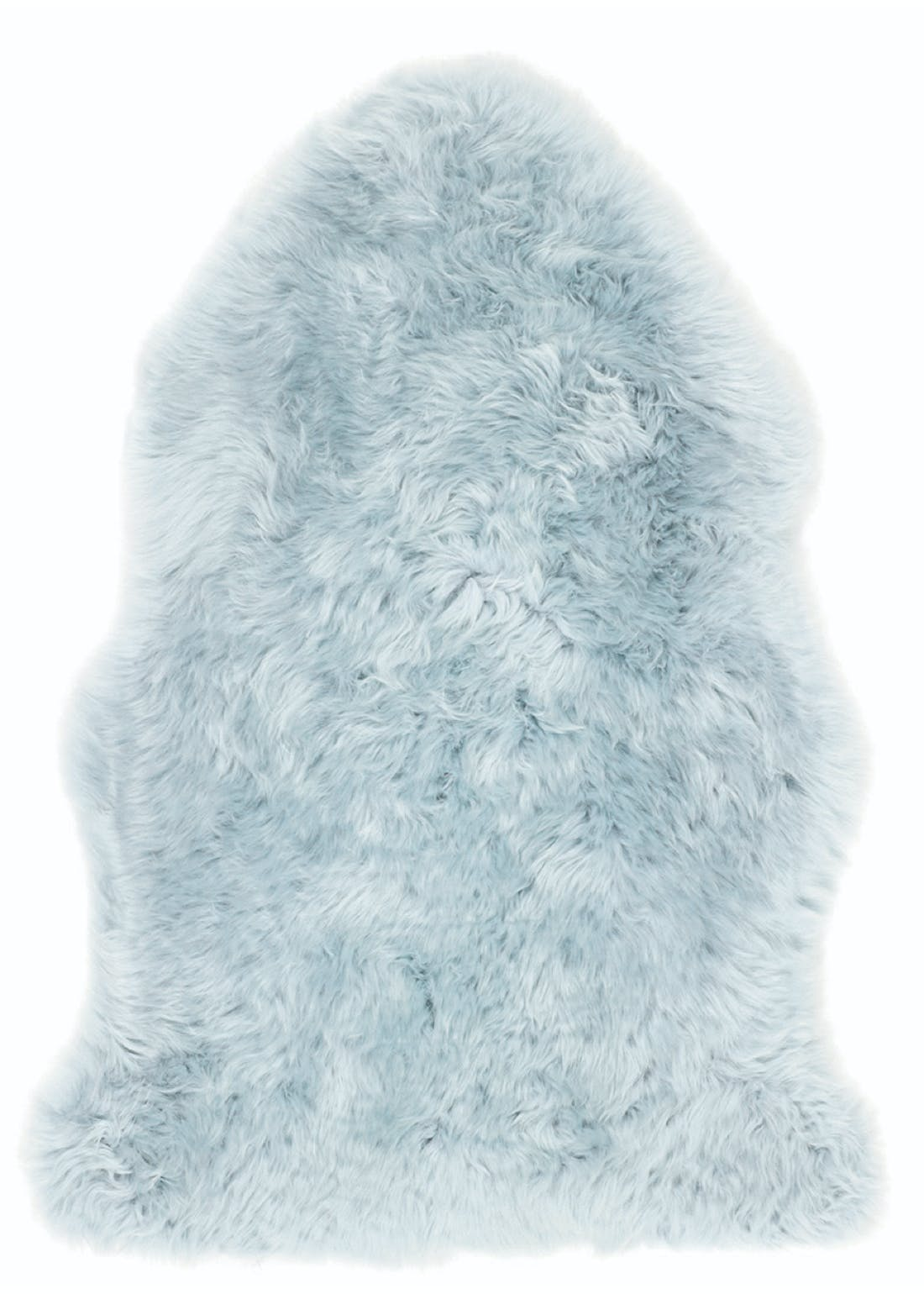 Origins Duck Egg Genuine Sheepskin Rug