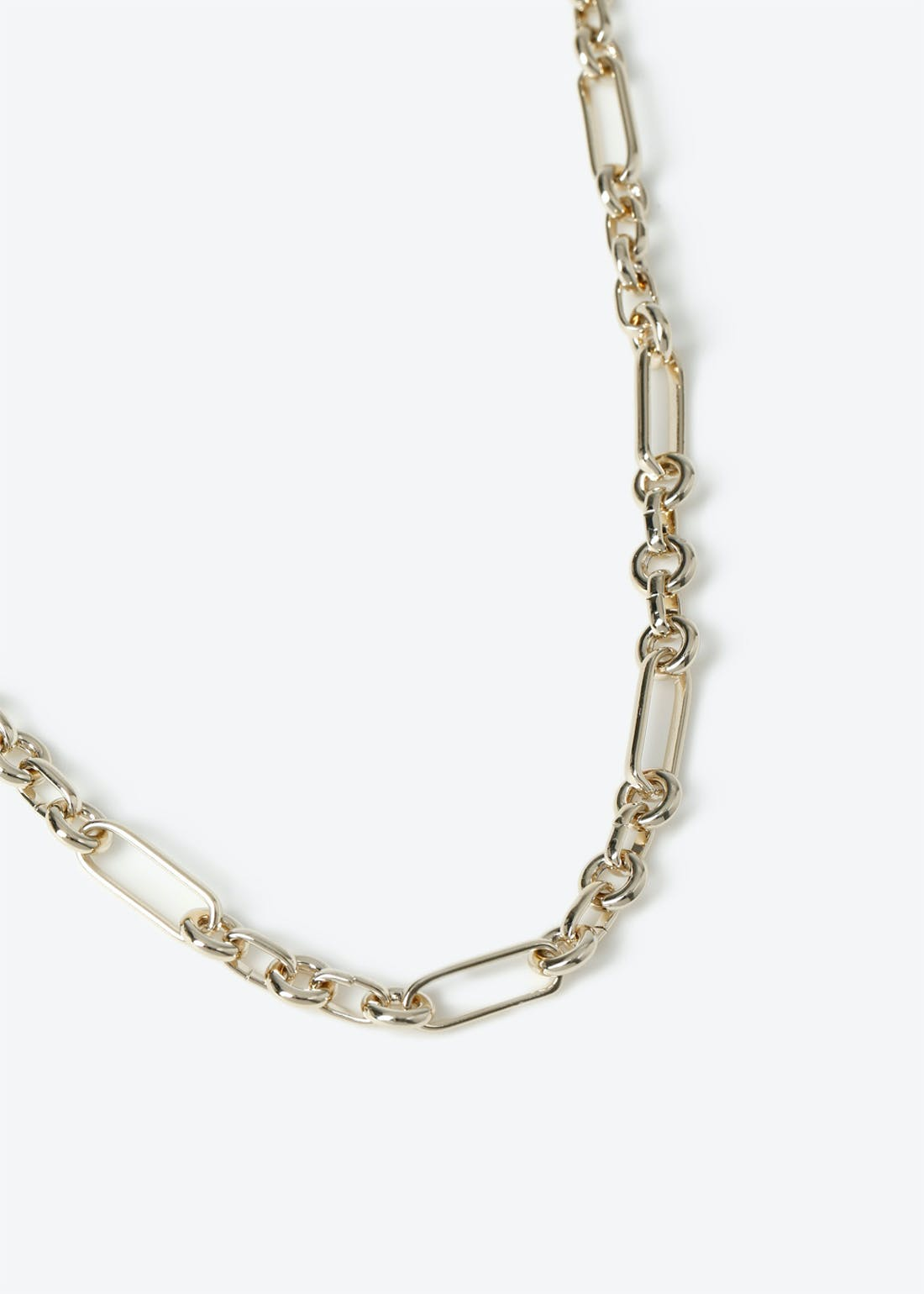 Gold Multi Link Chain