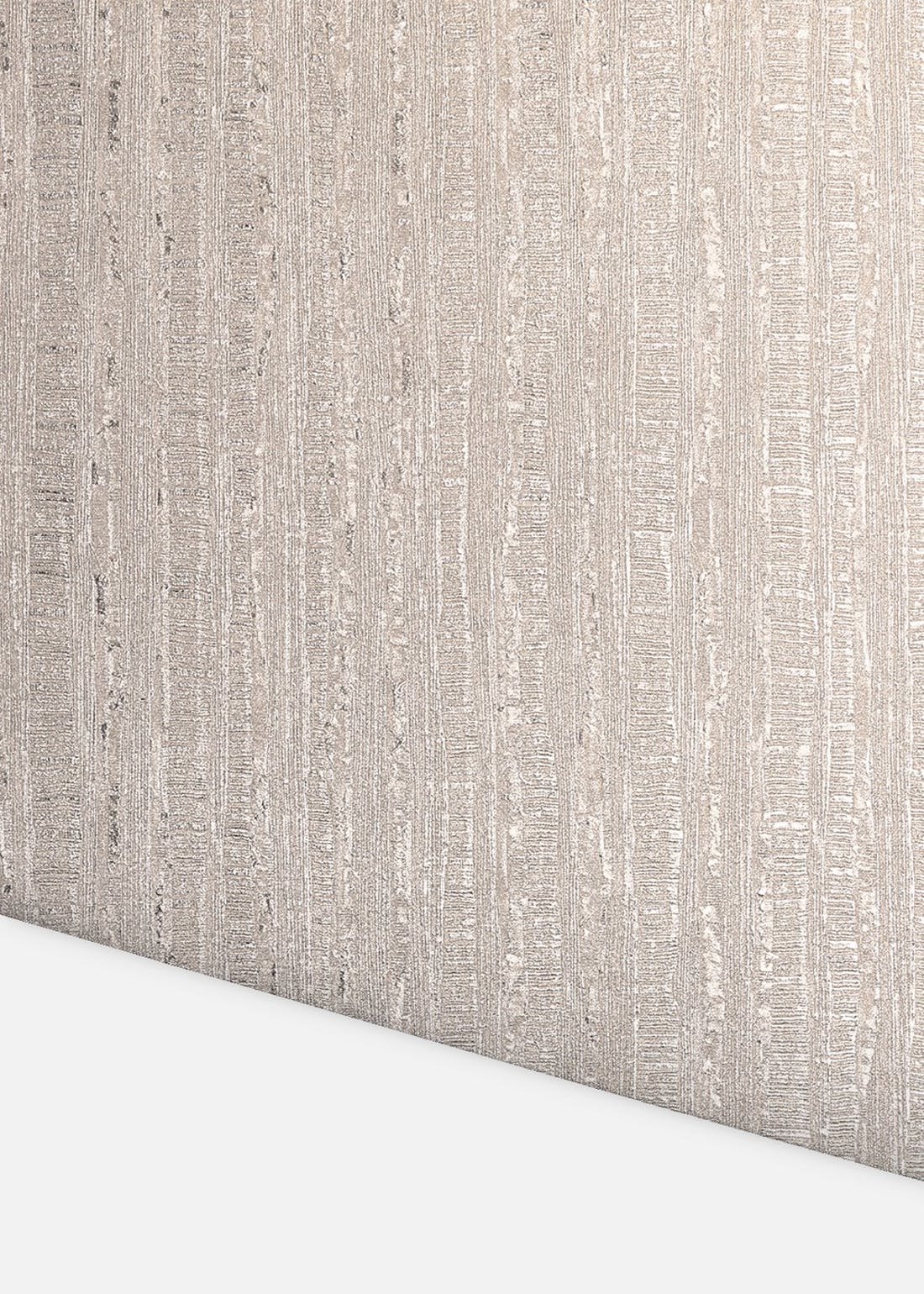 Arthouse Luxe Industrial Stripe Rose Gold Wallpaper (10.05m x 53cm)