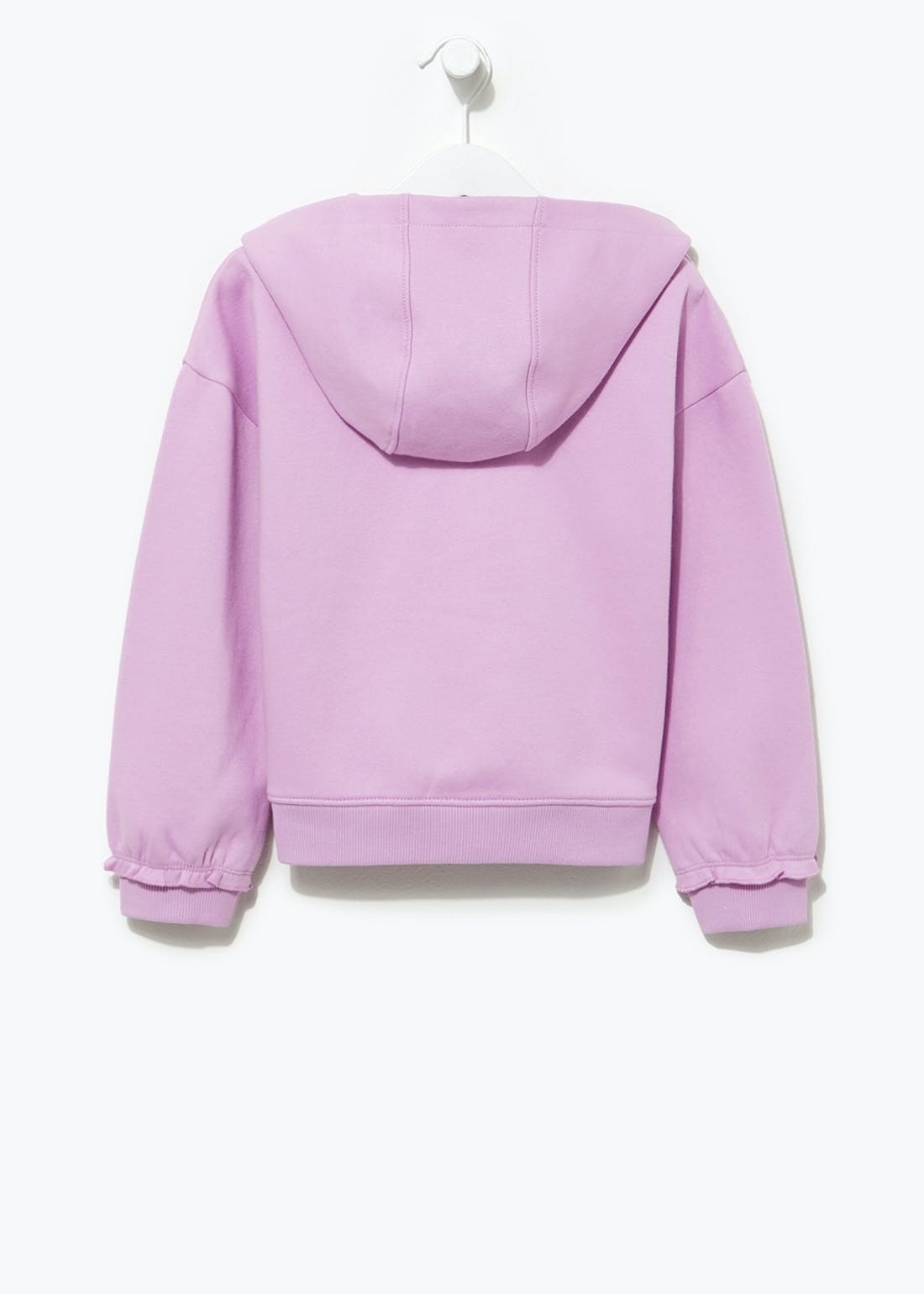 Girls Zip Up Hoodie (4-13yrs)