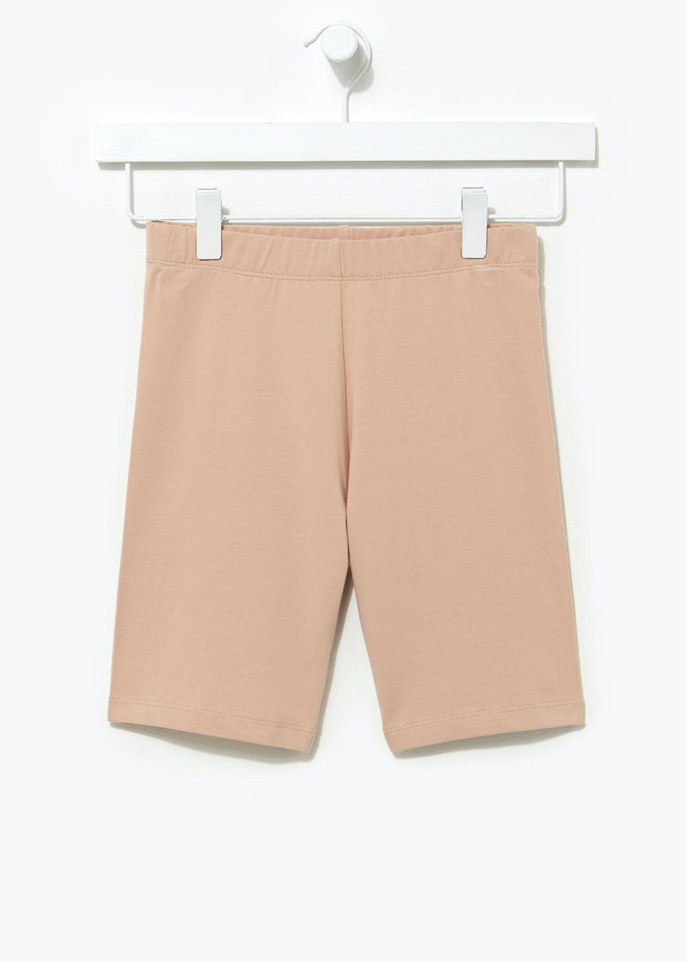 Girls Candy Couture Cycling Shorts (9-16yrs) – Nude