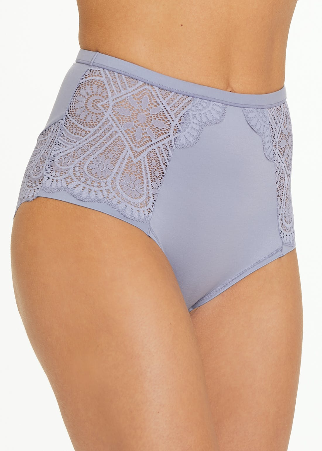 Lace Full Knickers