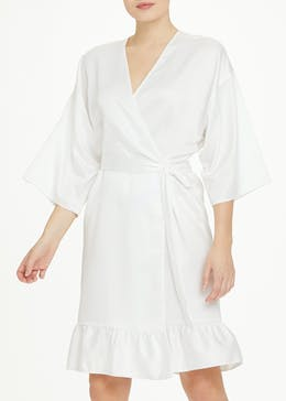Bride Dressing Gown