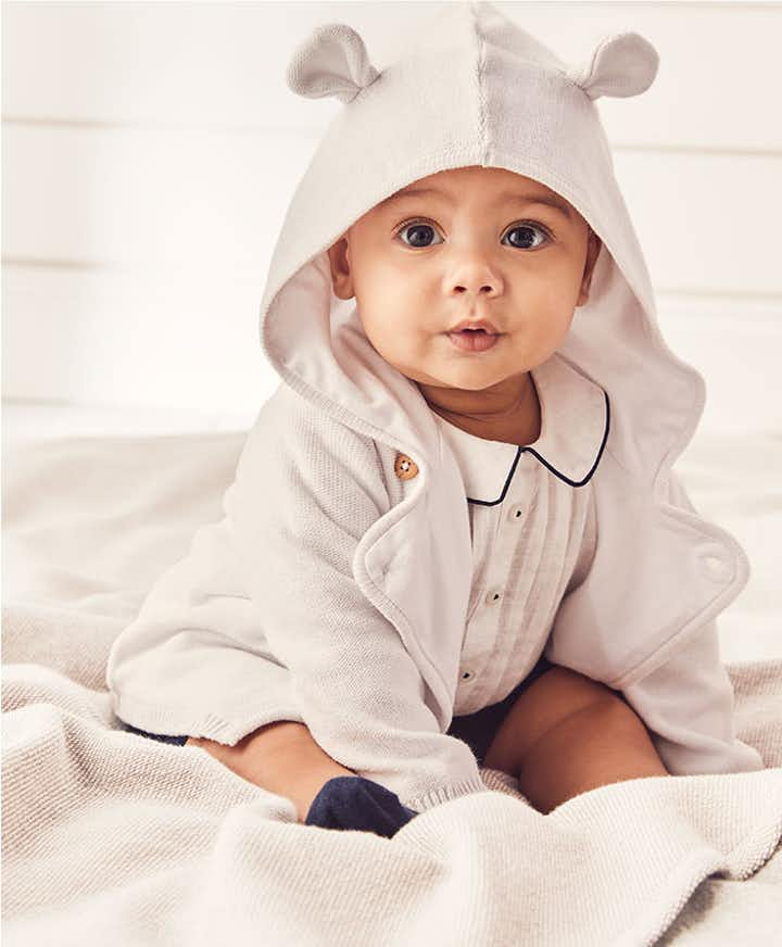 Shop unisex baby clothes