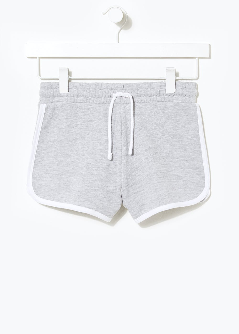 Girls Candy Couture Runner Shorts (9-16yrs) – Grey