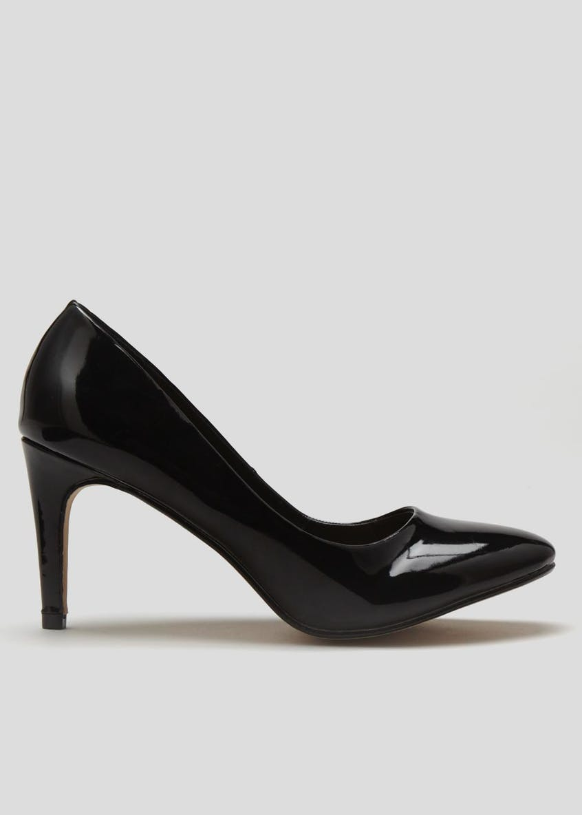 Almond Toe Court Shoe