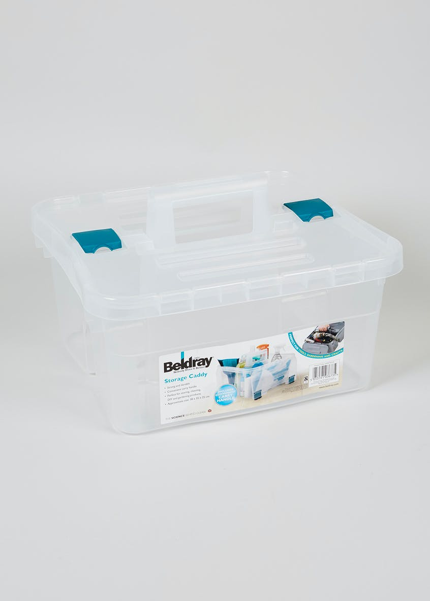 Beldray Caddy With Lid (38cm x 35cm x 25cm)