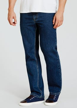 Farah Midwash Straight Fit Jeans