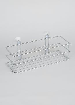 Wire Chrome Shelf (30cm x 12cm x 11cm)