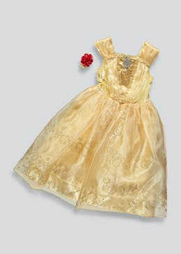 Kids Disney Belle Beauty and the Beast Fancy Dress Costume (3-9yrs)