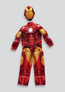 Kids Iron Man Dress Up Costume (3-9yrs)