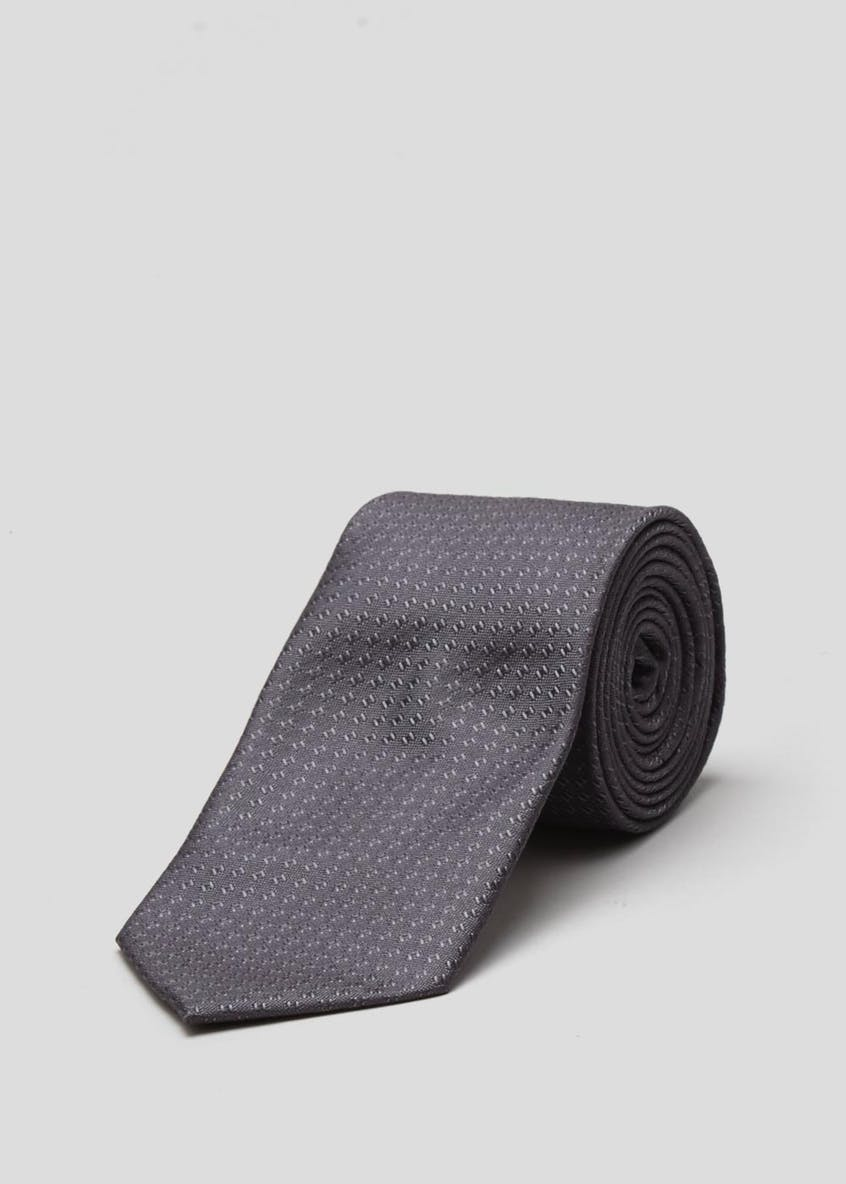 Subtle Diamond Design Tie