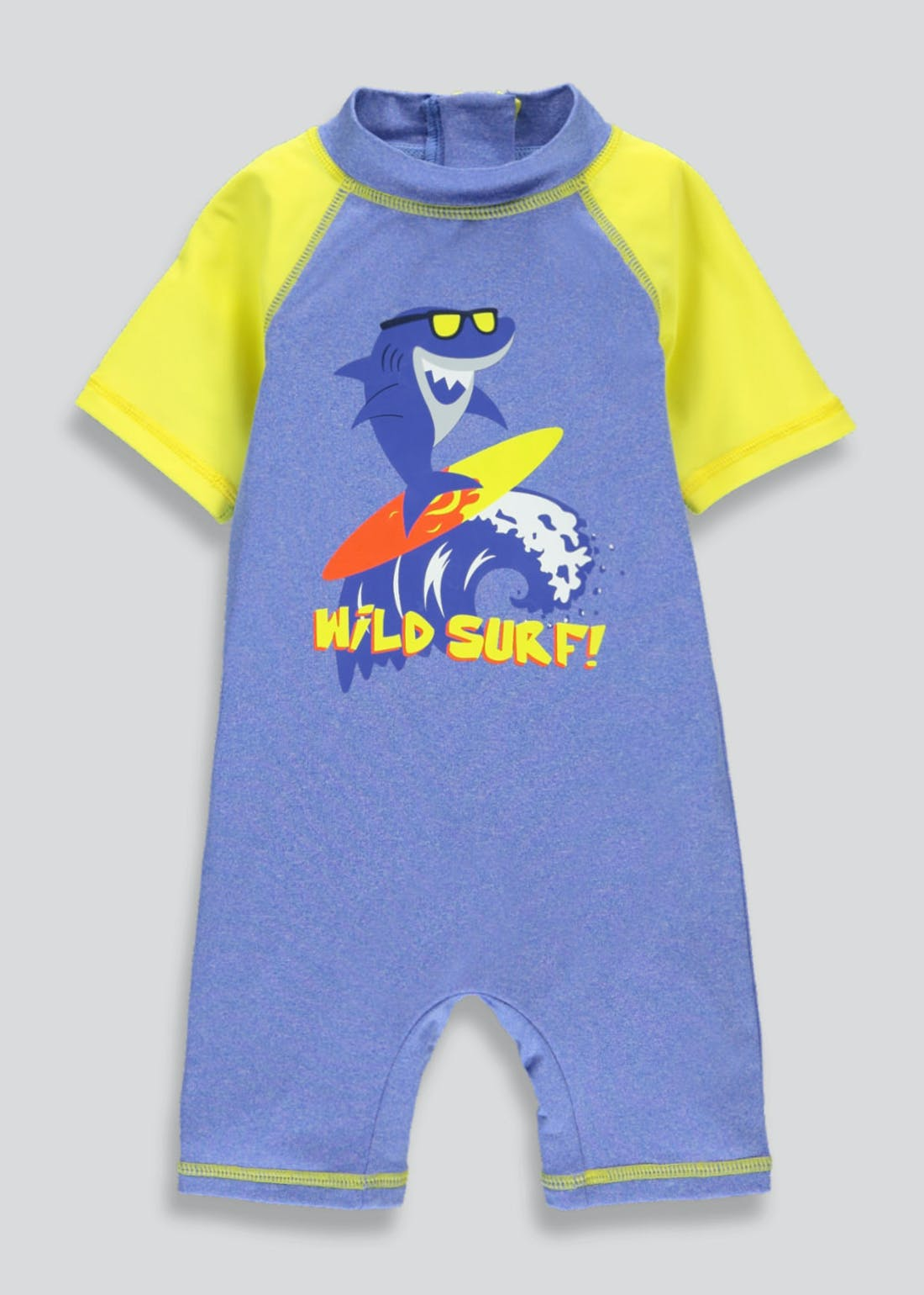 Boys Surf Suit (3mths-5yrs)