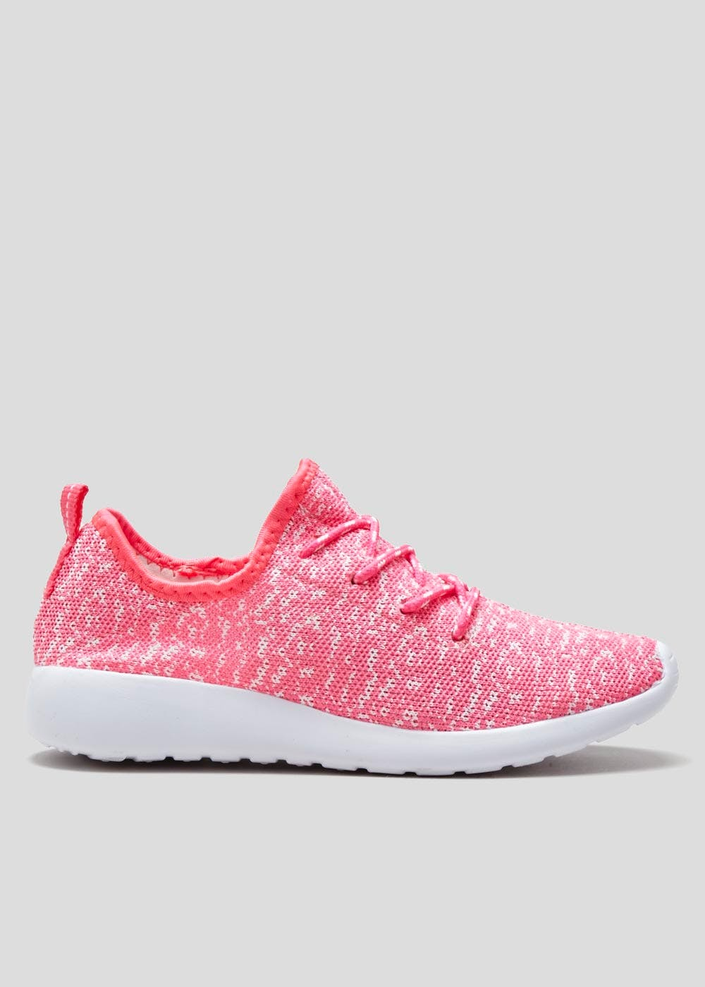 Girls Souluxe Knitted Trainers (Younger