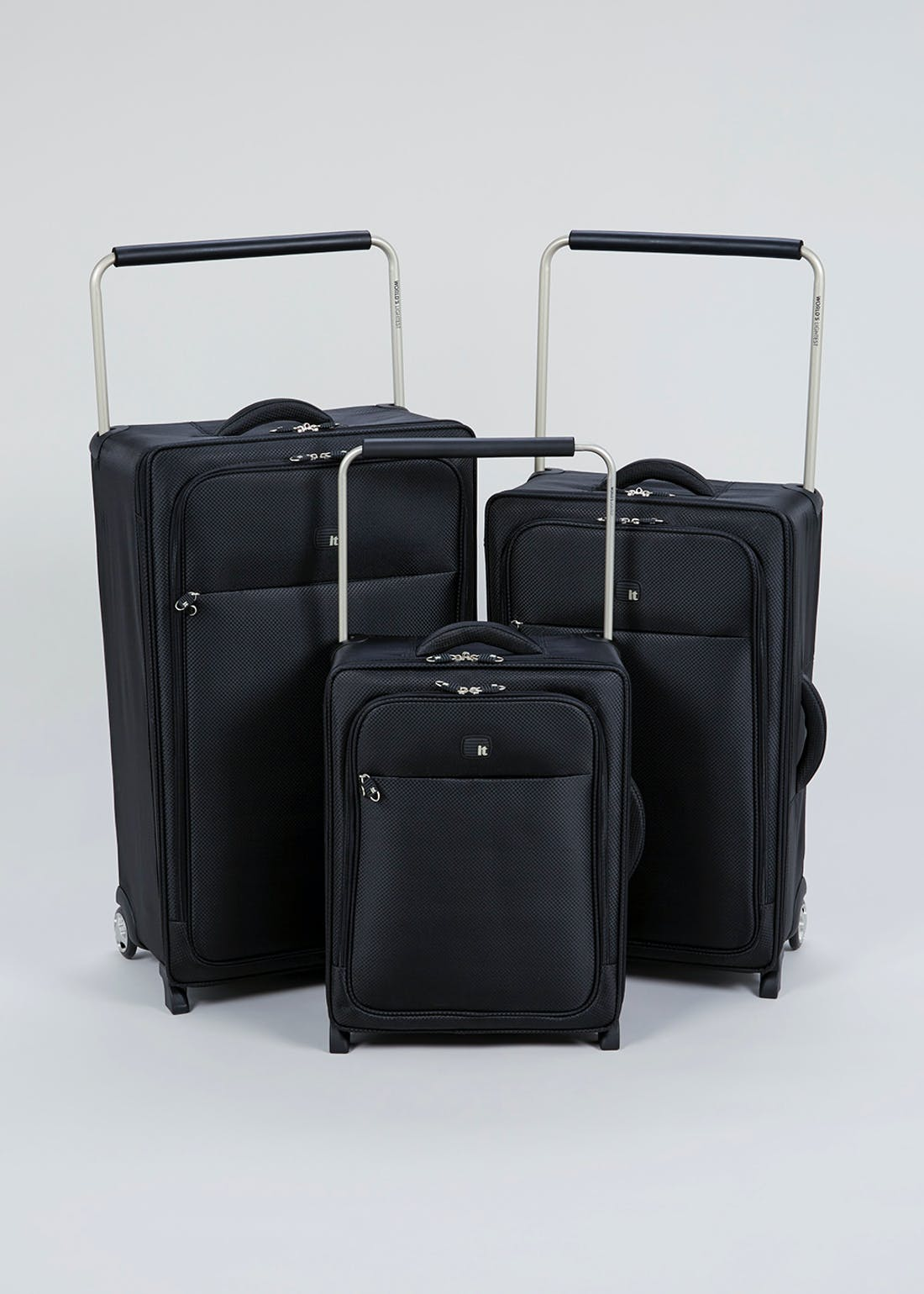 IT Luggage World's Lightest Collection 2 Wheel Suitcase