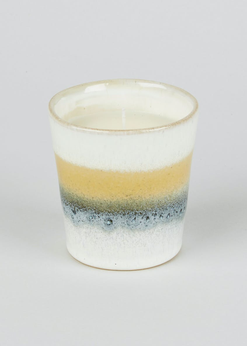 Ceramic Jar Candle (25cm x 8cm)
