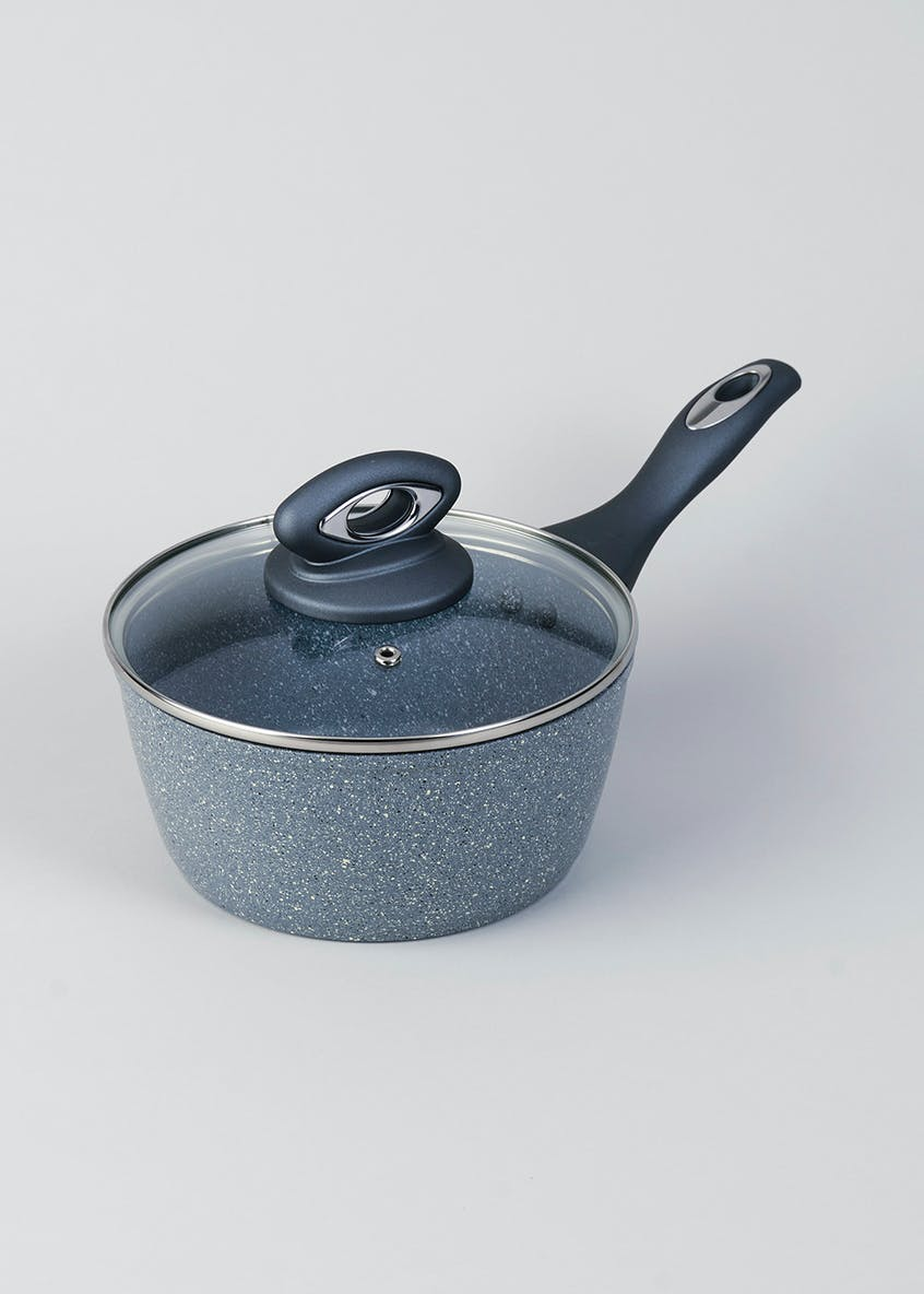 Salter Marble Collection Saucepan (18cm)