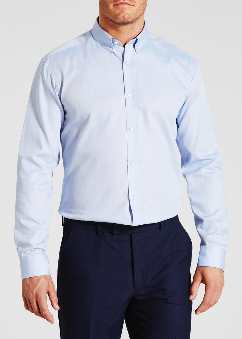 100% Cotton Regular Fit Oxford Shirt