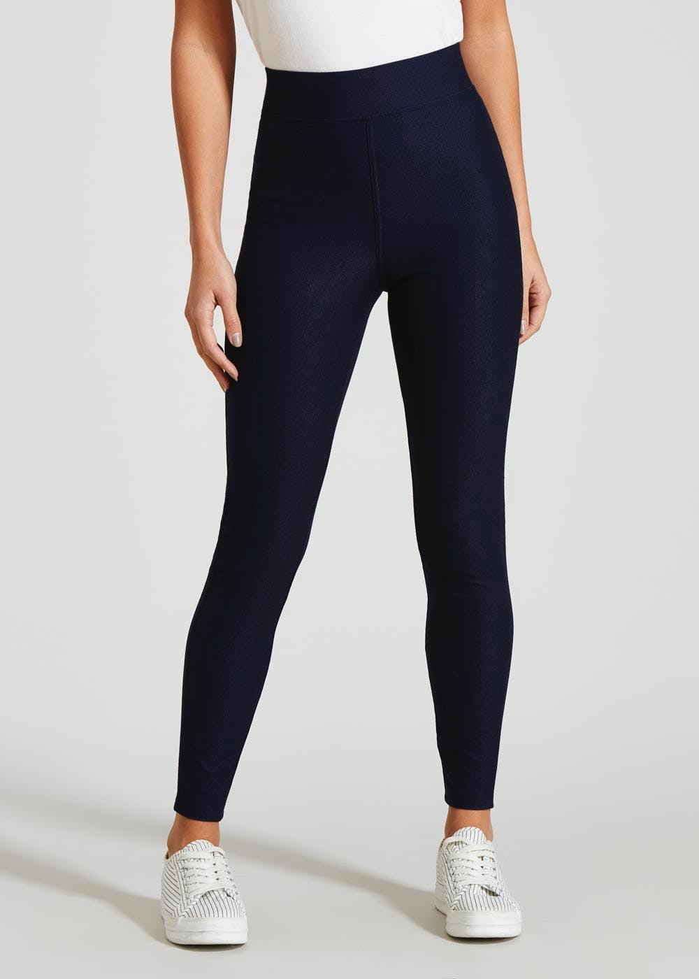 543fdf6f196626 Denim Leggings – Denim – Matalan