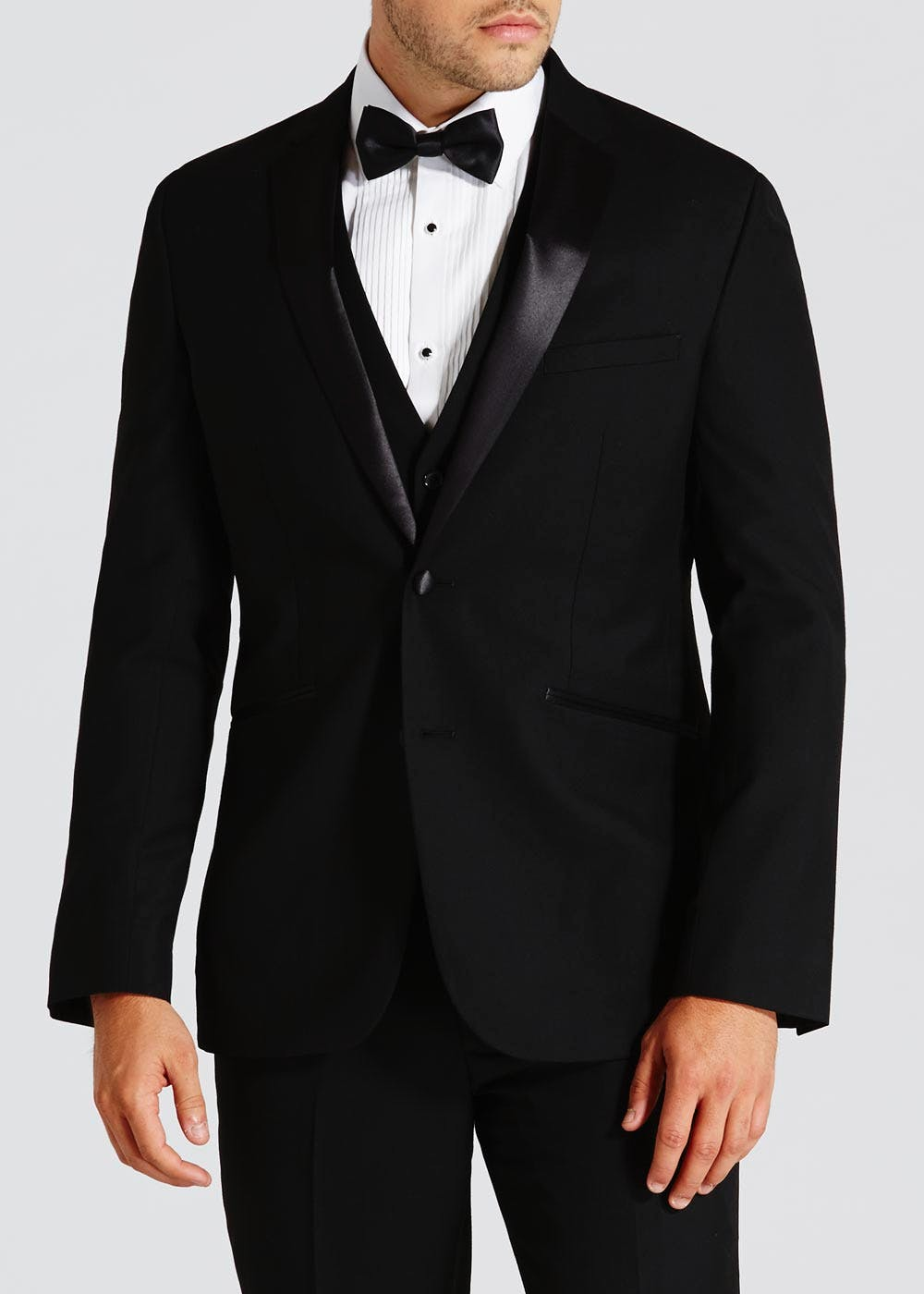 Dinner suits are all about looking sharp, so if you want to ensure the dinner suit you like the look of is going to be a perfect fit for you, check out our size guides that can assist you in deciding what size to purchase for the ultimate look.