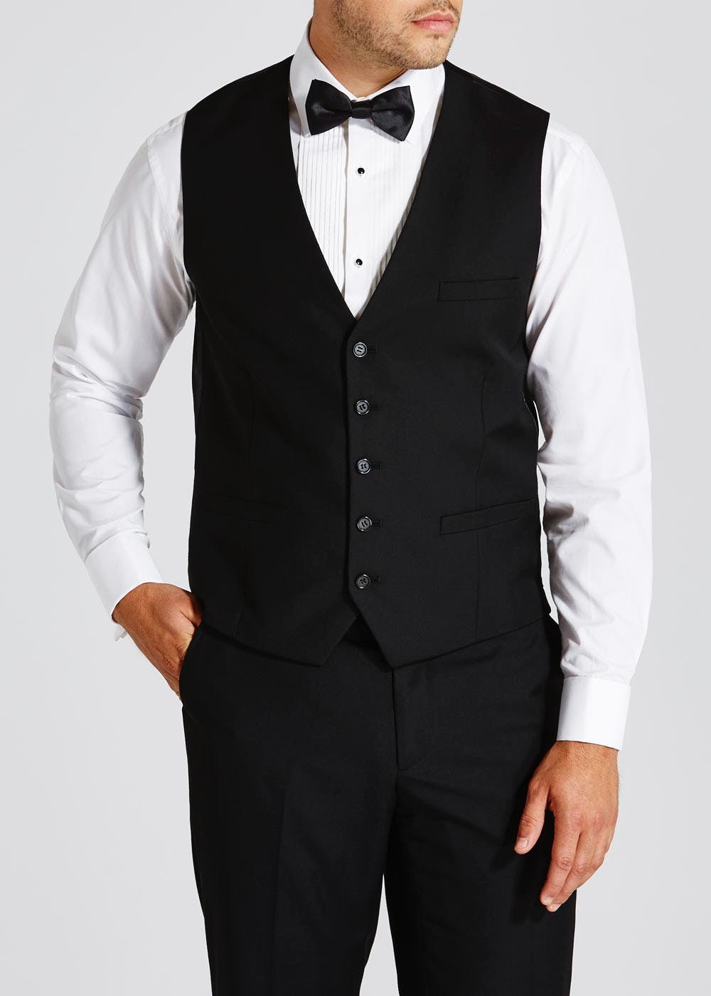 Need a dinner suit for a black tie event? Shop high quality men's Tuxedos for less than the cost of hiring. With a huge range of colours, styles and fits for sale, order today to get your evening wear fast with our next day delivery options.