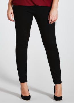 Papaya Curve Pull On Jeggings