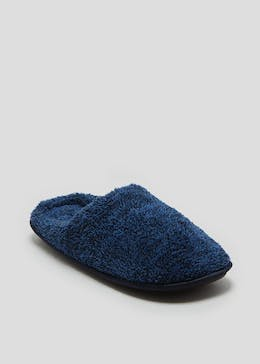 Fluffy Mule Slippers