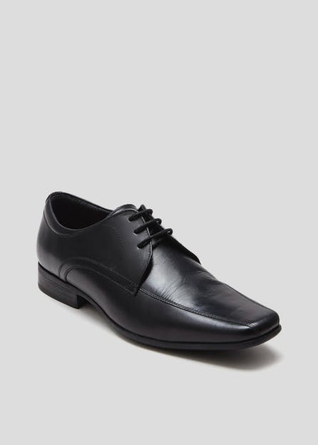 Taylor Wright Real Leather Lace Up Shoes