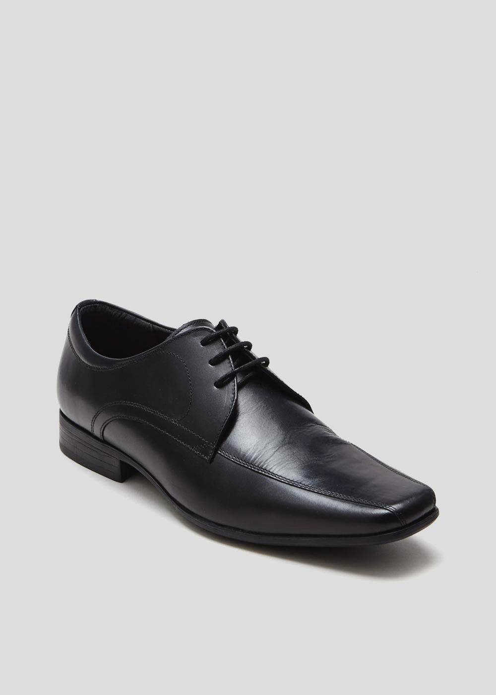 Shoe Shine Bench Part - 46: Taylor U0026 Wright Real Leather Lace Up Shoes