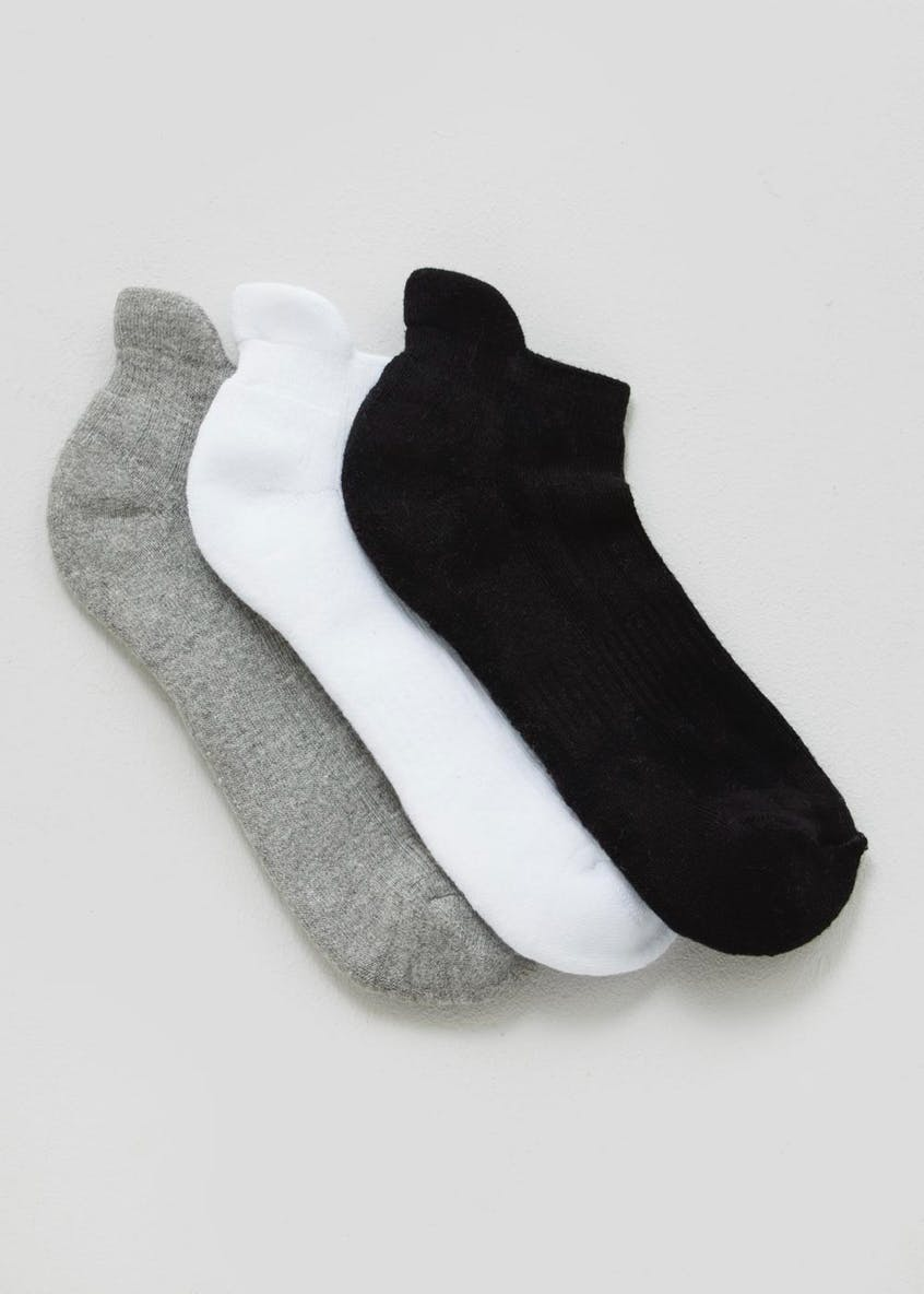 3 Pack Blistereze Trainer Socks