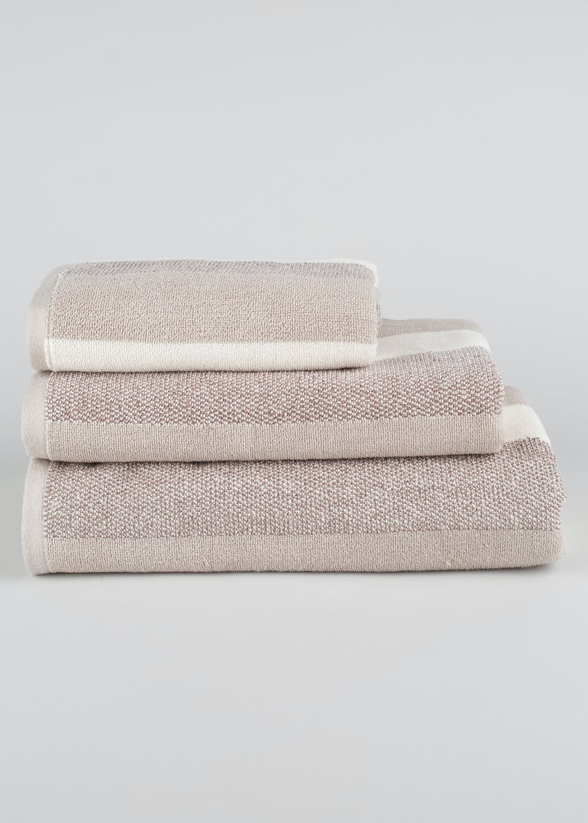 Super Soft Stripe Towels